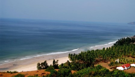 Bhandarpule Beach at Ratnagiri