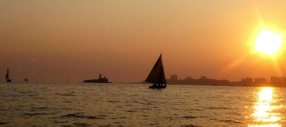 Sailing Mumbai