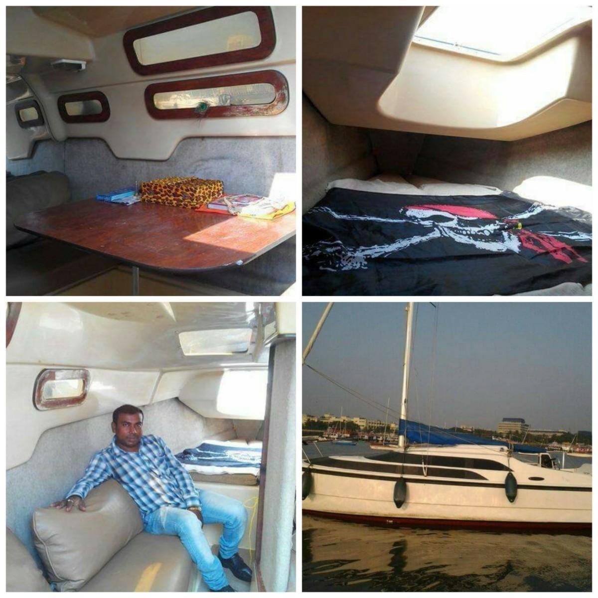 Mac Gregor - Luxury Cabin Sailing Yacht