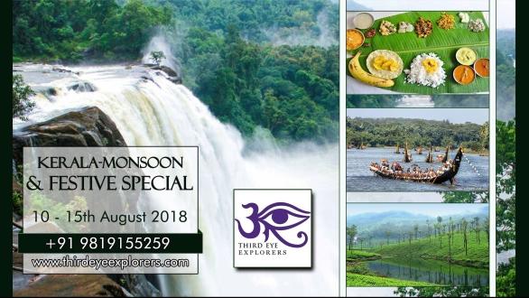 Kerala monsoon festive spl tour