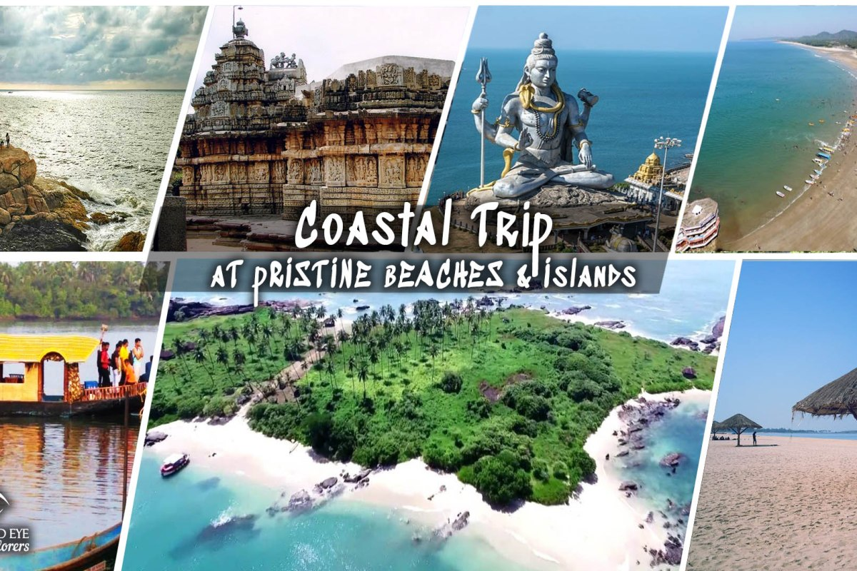 Coastal Trip to Pristine Beaches and Islands